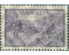 Ref. 129656 * MNH * - CANADA. 1949. BICENTENARIO DE LA FUNDACION DE HALIFAX - 1937-1952 Reign Of George VI