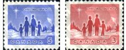 Ref. 205501 * MNH * - CANADA. 1964. CHRISTMAS . NAVIDAD - 1952-.... Reign Of Elizabeth II