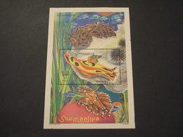 TOKELAU -BF 1995 PESCE SCORPIONE  - NUOVO(++) - Tokelau