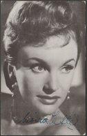 Actress Moira Lister, 1953 - L D Ltd Postcard - Entertainers