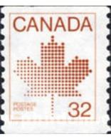 Ref. 206851 * MNH * - CANADA. 1983. NATIONAL EMBLEM . EMBLEMA NACIONAL - 1952-.... Reign Of Elizabeth II