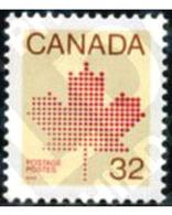 Ref. 207069 * MNH * - CANADA. 1983. NATIONAL EMBLEM . EMBLEMA NACIONAL - 1952-.... Reign Of Elizabeth II