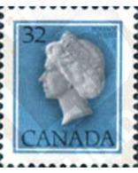 Ref. 130224 * MNH * - CANADA. 1983. QUEEN ELIZABETH II . REINA ISABEL II - 1952-.... Reign Of Elizabeth II