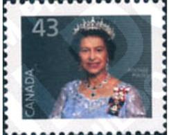 Ref. 135397 * MNH * - CANADA. 1992. QUEEN ELIZABETH II . REINA ISABEL II - Unused Stamps