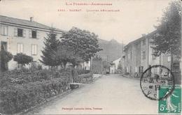 SAURAT - Quartier D'Encaouladé. - France