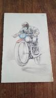 CP COLLECTION  NEUVE THÈME SPORT MOTO - Motociclismo