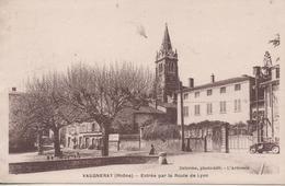 VAUGNERAY ENTREE PAR LA ROUTE DE LYON - Other Municipalities