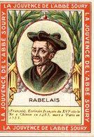 CHROMO  LA JOUVENCE DE L'ABBE SOURY   RABELAIS - Autres