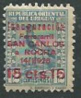 Uruguay   - Yvert N° 343 *   -  Ava 21905 - Uruguay