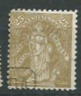 Uruguay   - Yvert N° 166 Oblitéré    -  Ava 21912 - Uruguay