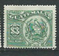 Guatemala   Yvert N° 213 (*)   - Ava 21924 - Guatemala