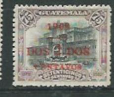 Guatemala   Yvert N° 141 (*)   - Ava 21929 - Guatemala