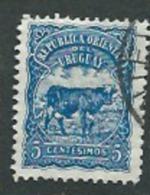 Uruguay Yvert N°   170 Obli  - Ava 21937 - Uruguay