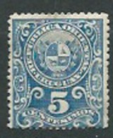 Uruguay Yvert N°   77 (*)  - Ava 21938 - Uruguay