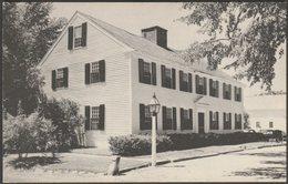Front Entrance, The Publick House, Sturbridge, Massachusetts, C.1950s - Treadway Inns Postcard - United States
