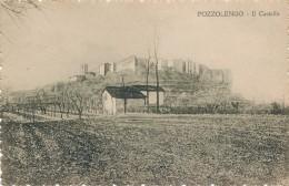 U.375.  POZZOLENGO -  Il Castello - Brescia - Italia