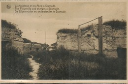 Dixmude La Minoterie Et Les Abris - Diksmuide