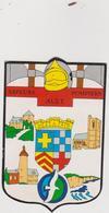 Vieux  Papier : Autocollants :  Somme  AULT ,  Sapeur  Pompier - Stickers
