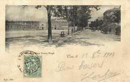 CETTE  Musée Place Victor Hugo   RV - Sete (Cette)