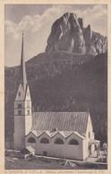 CARTOLINA - POSTCARD - BOLZANO - S. CRISTINA M. 1427 S.M. CHIESA SELLO SFONDO IL SASSOLUNGO M. 3181 - Bolzano (Bozen)