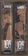 2 X Stick De Sucre. 10N Sinds 1963 Espresso. Suiker. Tien Van Tienen. - Suiker