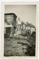 Ecueillé Indre Guerre WW2 8ème Régiment Cuirassiers Photographie Ancienne De Famille Tank Char Blindés - 1939-45