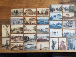 Lot 28 Cartes Postales - Côte Belge/Ostende/Knocke/Wenduyne - Années 10/20 - Oostende