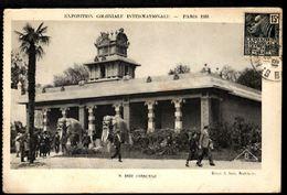 Exposition Coloniale Internationale - Paris 1931 - Inde Française - Exhibitions
