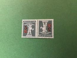20454 - Tête-Bêche N° K14 ** Catalogue Zunstein 16.00 CHF - Inverted (tête-bêche)