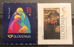 Slovenia, 2017, Mi: 1269/70 (MNH) - Slovenia