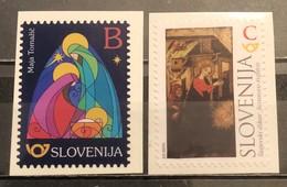 Slovenia, 2017, Mi: 1271/72 (MNH) - Slovenia