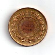 Médaille - Exposition Internationale Paris 1897 - Voir état - France