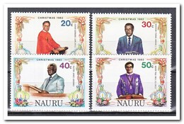 Nauru 1982, Postfris MNH, Christmas - Nauru