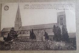 LOBBES - Ancienne église Abbatiale Primitive ( Belgique ) - Lobbes