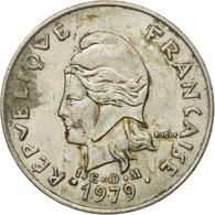 Monnaie, French Polynesia, 20 Francs, 1979, Paris, TB, Nickel, KM:9 - Polynésie Française