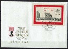 DDR 1987 // Mi. 3123 FDC (027..225) - FDC: Briefe