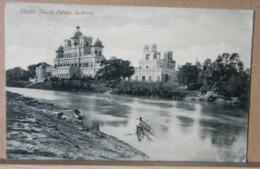 MONDOSORPRESA INDIA, CHATTER MAZAB PALACE LUCKNOW PRIMI 900 VIAGGIATA, ANIMATA - India