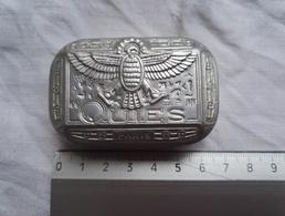 Boite  Ancienne  Alu Quies - Boxes