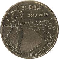 2018 MDP349 - LA ROCHELLE - Tours De La Rochelle 4 (Tous à La Page !) / M D P - 2018