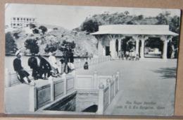 MONDOSORPRESA INDIA, ANA SAGAR BARADARI WITH A.G. GS BUNGALOW, AIMER PRIMI 900 VIAGGIATA, ANIMATA - India