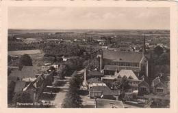ELST - Dorpsstraat, Panorama, Fotokarte Um 193? - Belgien