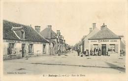 D-18-1661 : SOINGS-EN-SOLOGNE. RUE DE BLOIS. - France