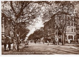 Gorizia - Corso Vittorio Emanuele - Caffè Garibaldi - - Gorizia