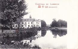 LUBBEEK 1911 CHATEAU DE LUBBEEK BRABANT - Lubbeek