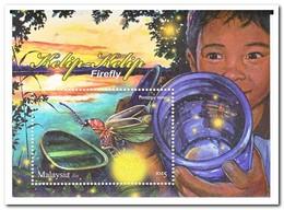 Maleisië 2010, Postfris MNH, Firefly - Maleisië (1964-...)
