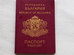 Passeport Bulgaria 2000 No Visas    Reisepass Pasaporte Border Stamp A 179 - Historische Documenten