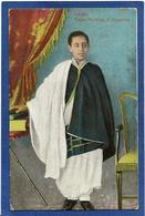 CPA Ethiopie Ethiopia Ethnic Afrique Noire Type Circulé Abyssinie Négus En Egypte - Ethiopia