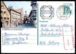 84665) BRD - P 129 - G5/79 - OO Gestempelt - 8713 Marktbreit, Maintor - [7] West-Duitsland