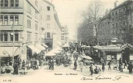 SUISSE , GENEVE , Le Molard ( Marché ) , * 381 72 - GE Geneva
