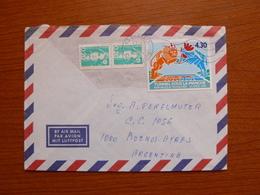 Sobre De Francia - Envelopes From France - Lettre De France - Francia